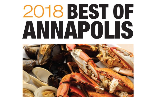 2018 Best Of Annapolis Food Dining
