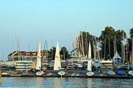Junior Sailing at Severn Sailing Association