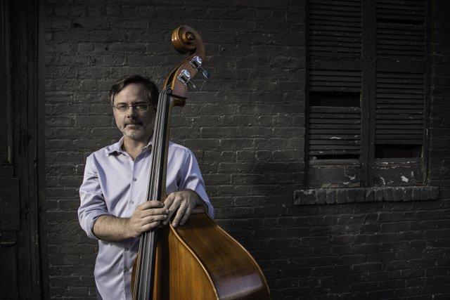 Mark Wade, jazz musician