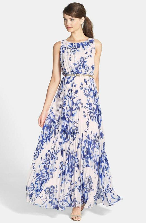 Toile bridesmaid dress