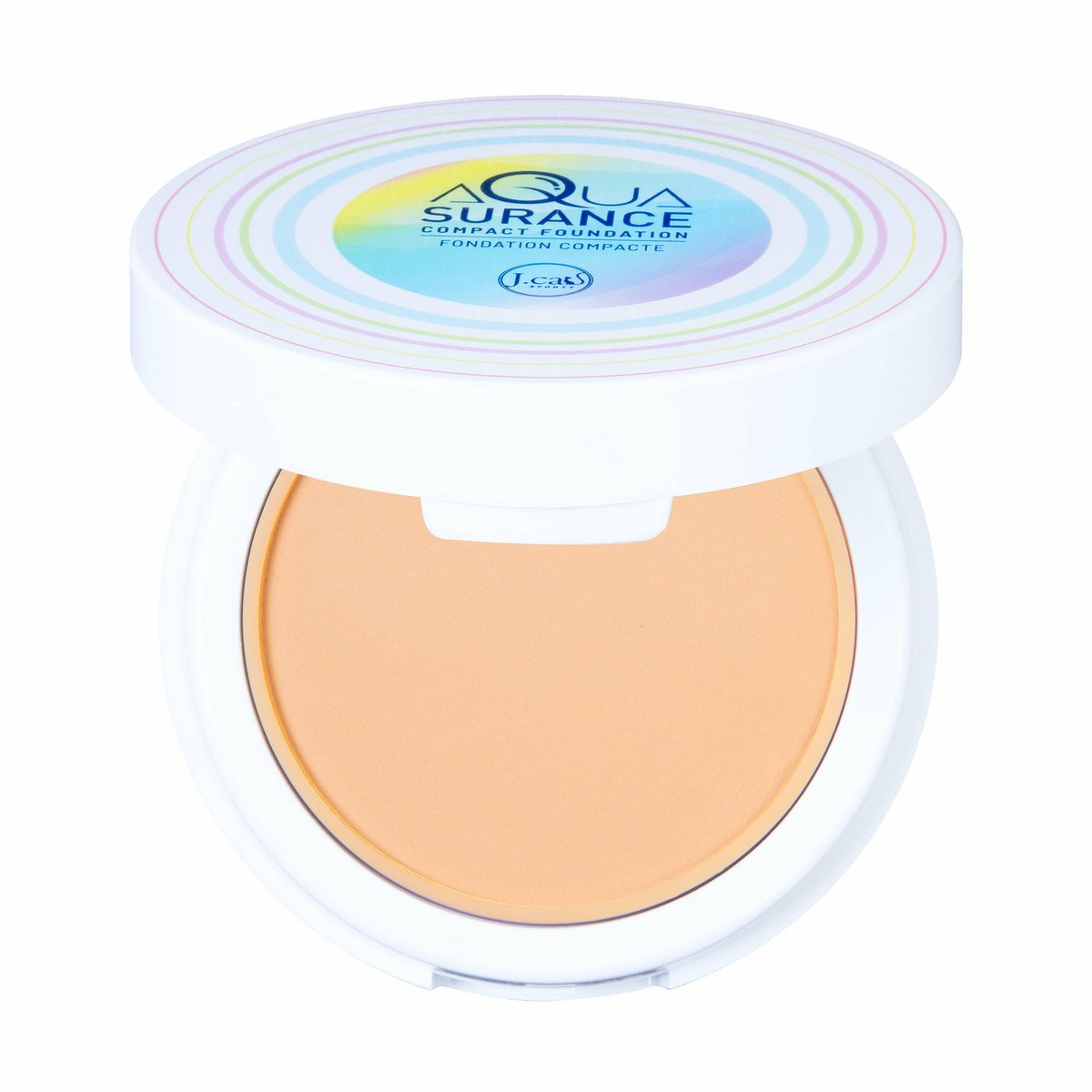 Aquasurance Compact Foundation (Ivory) by J. Cat Beauty