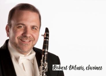 Robert DiLutis, Clarinet (PAH Tix Event Image).png
