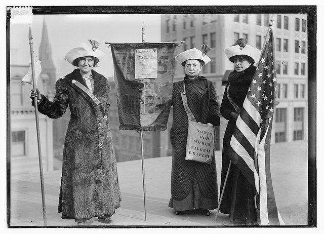 Womens Pilgrim Leaders