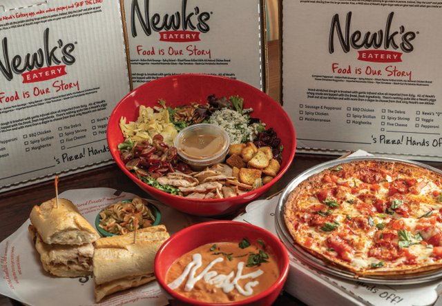 Newk's Eatery - What's Up? Media
