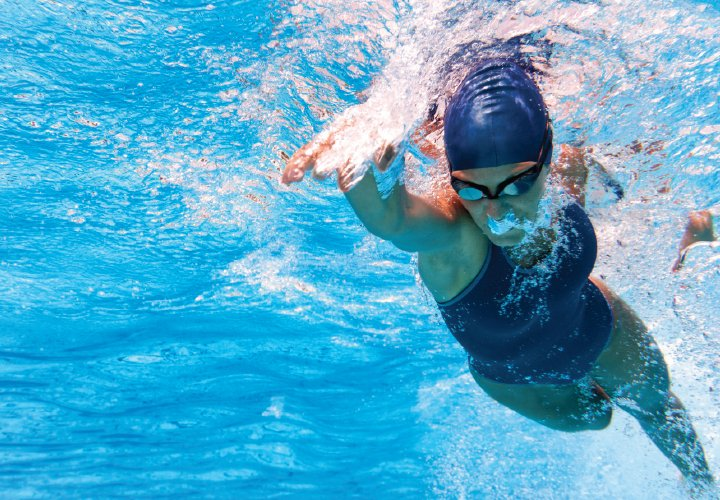 Swimming Versus Running: How Do The Cardio Choices Compare - What's Up?  Media
