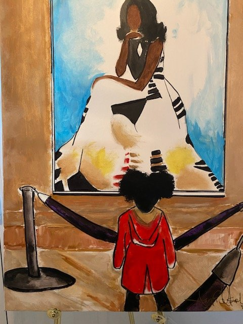Little Girl Trip to the Gallery - Angie O'Neal.jpg
