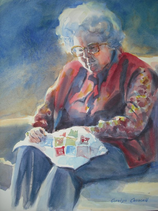 Mother's Legacy -  Carolyn Councell.jpg