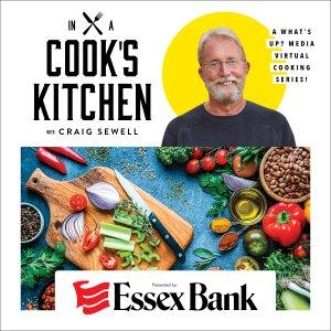 In a Cooks Kitchen Event Header