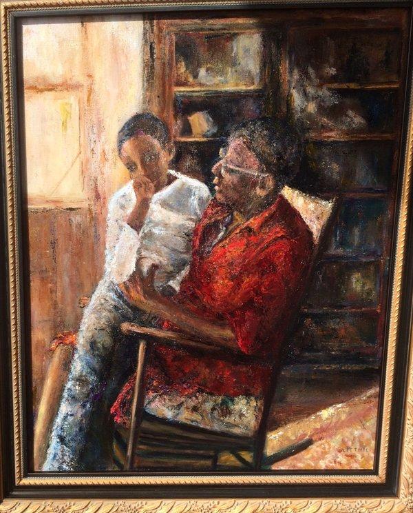 Grandmother's Love - Betty Pethel.jpg