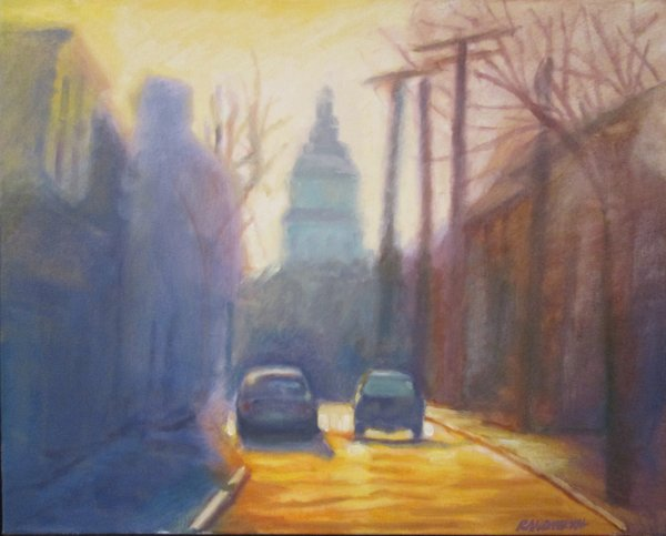 Capital Sunset, Annapolis - Richard Niewerth.jpg