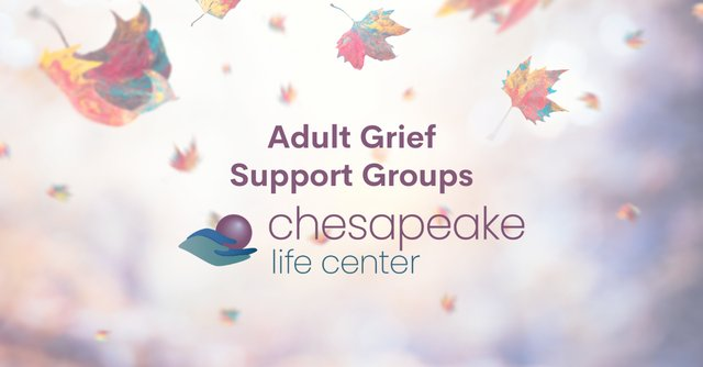 Copy of Adult Grief Support Fall Patch