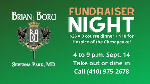 Brian Boru Facebook Sept. 14 Event Cover