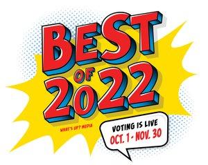 Best of 2022 Header