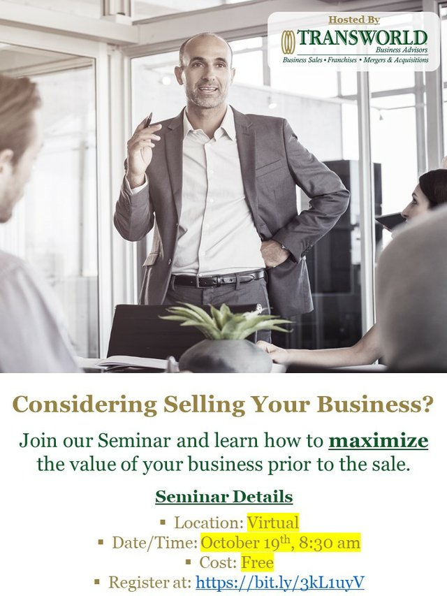 Preparing Your Business To Sell - Chamber Newsletter 2021-10 - Full Page.jpg