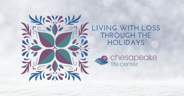Living with loss through the holidays